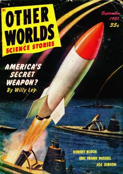 Other worlds science stories 195109