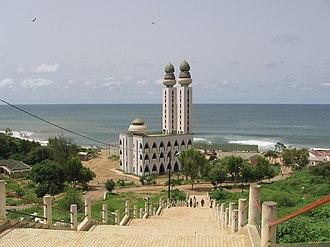 Ouakam - Image: Ouakam Mosquée