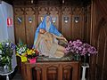 Our Lady of the Sacred Heart Church, Randwick - Statue - 004.jpg