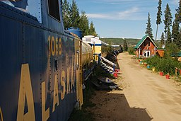 Our train-based bed and breakfast - panoramio