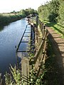 Overflow on the Worcester and Birmingham Canal - geograph.org.uk - 501438.jpg