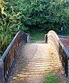 Oxford Canal turnover bridge, Fenny Compton (2) - geograph.org.uk - 1369612.jpg