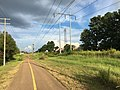 Oxford Mississippi cycle path 1.jpg