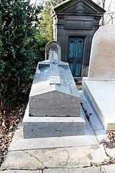 Tomb of Claude Montal