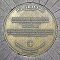 P.L. Travers plaque in Sydney Writers Walk.jpg