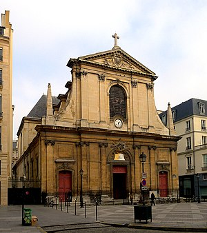 Basilica of Notre-Dame-des-Victoires, Paris - Notre-Dame des Victoires