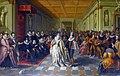 P1160302 Louvre Ecole française Le Bal des noces du duc de Joyeuse INV.jpg