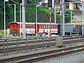 P1190960 16.06.2017 Attergaubahn Bahnhof Vöcklamarkt abgestellte Personenwagen.jpg