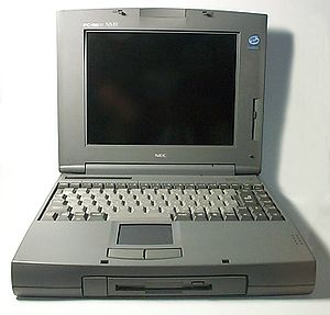 Personal Computer PC9821_Nb10_NEC Japan