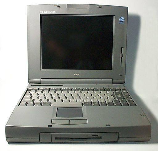 PC9821 Nb10 NEC