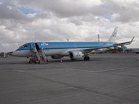PH-EZN - E190 - KLM