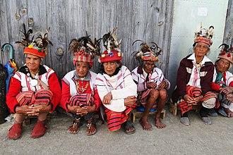 Igorot people - A group of elderly Igorots