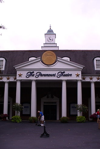"The Paramount Theatre (Now known as ""Kings Dominion Theater"") PKDParamountTheater.jpg"