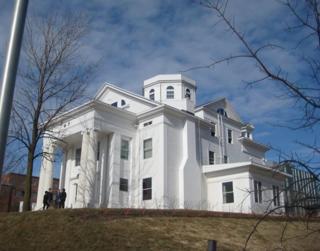 Pi Chapter House of Psi Upsilon Fraternity United States historic place