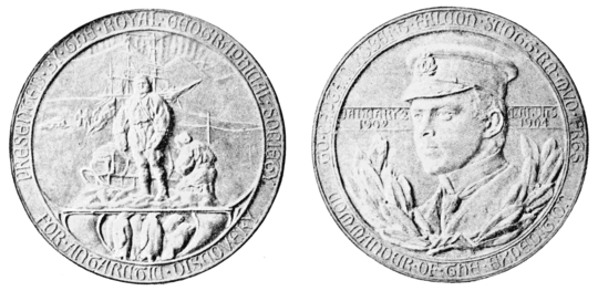 PSM V66 D584 Medal in honor of captain scott of the antarctica expedition.png