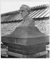 PSM V74 D059 Bust of thomas nuttall at the missouri botanical garden.png