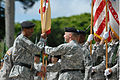 Pacific Theater's senior Army logistics command changes leadership 140723-A-ZQ422-589.jpg