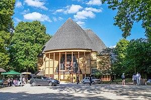 Pagode de Vincennes - The pagode of the bois de Vincennes.