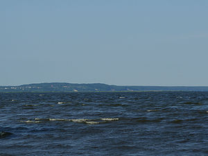 Wolin National Park - Image: Pagorki Lubinsko Wapnickie
