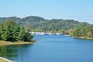 Paintsville Lake State Park - Image: Paintsville Lake