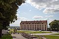 Palace Marysienki from Gniew Castle.jpg