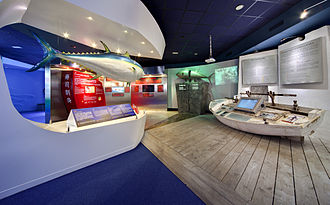 """Palma Aquarium - The """"Save the tuna"""" exhibit"""