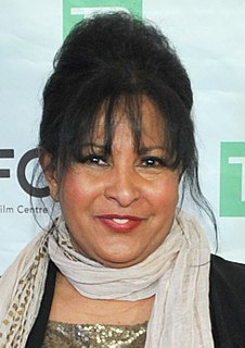 Pam Grier American actress