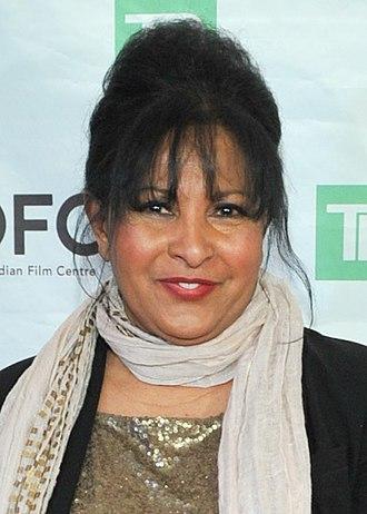 Pam Grier - Pamela Grier in 2012.