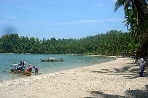 Samar - Panapukan Beach on Samar
