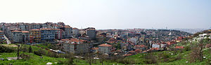 İcadiye - View of İcadiye and Kuzguncuk neighborhoods of Üsküdar