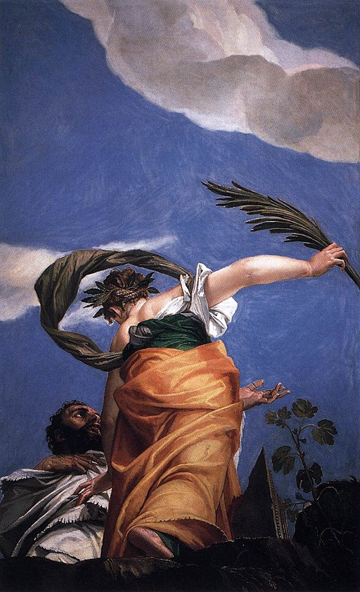 Paolo Veronese - The Triumph of Virtue over Vice - WGA24939