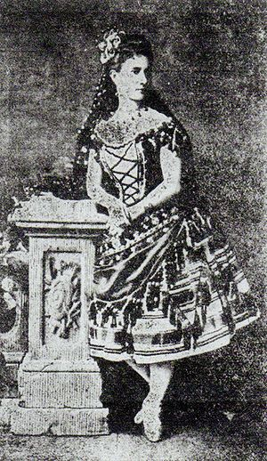 Paquita - Image: Paquita Ekaterina Vazem 1881