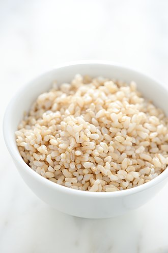 Brown rice - Parboiled brown rice