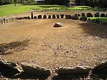 Porto Rico-Era pre-colombiana-Parco Cerimoniale Indigeno di Caguana