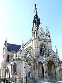 Paris 18 - Église Saint-Bernard de la Chapelle -1.JPG