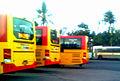 Parked Metro Luxury Buses at Visakhapatnam Bus station.jpg