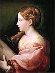 Parmigianino - Saint Barbara - c. 1522.jpg