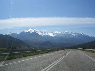 Mount Parnassus - Mount Parnassus.