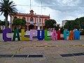 Parque de Calpulalpan, Tlaxcala cerrado durante la Pandemia de COVID-19 09.jpg