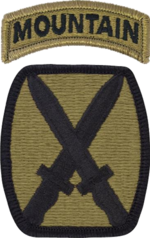 Patch of the 10th Mountain Division (Scorpion W2).png