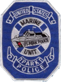 Patch of the United States Park Police Marine Unit.png