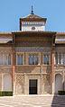 Patio de la Monteria Palace Pedro I Alcazar Seville Spain.jpg
