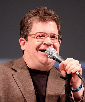 English: Patton Oswalt at the 2010 Comic Con i...