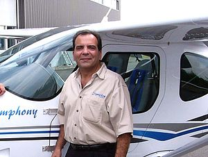 Symphony Aircraft Industries - Symphony Aircraft Industries President and CEO Paul Costanzo, August 2005