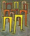 Paul Klee - La révolution des viaducs - 1937.jpg