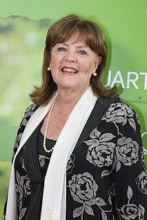 Pauline Collins British actress