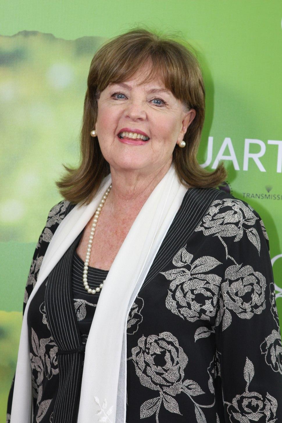 Pauline Collins in November 2012