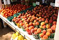 Peaches and Tomatoes at a Farmers Market.jpg