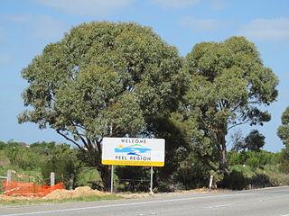 Peel (Western Australia) Region of Western Australia