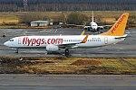 Pegasus Airlines, TC-CPC, Boeing 737-82R (36394569254) (2).jpg
